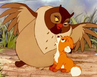 THE FOX AND THE HOUND, Big Mama, Tod, 1981, (c)Walt Disney Pictures